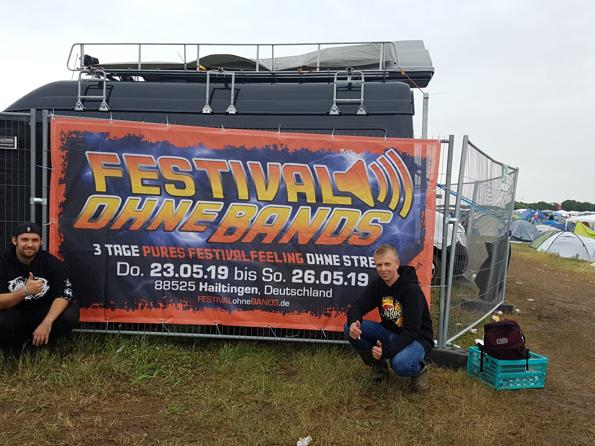 Festival Ohne Bands 2018